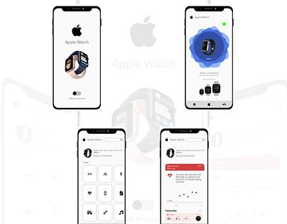 Apple Watch Mobile App