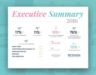 Bermuda Tourism Authority - Year in Review - 2016