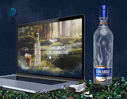 Finlandia | Product Campaign & Websites