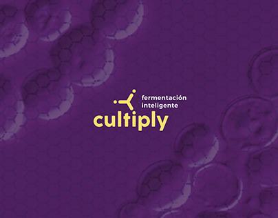 Cultiply - Fermentación Inteligente