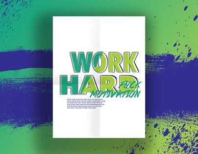 Honest Motivational Poster
