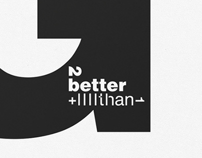 Two Better Than One - Visual Identity Design