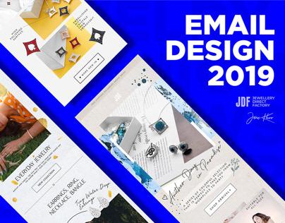 Best of 2019: Email Marketing Design