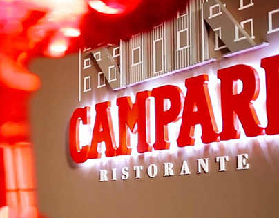 VILLA CAMPARI - Identity & Communication