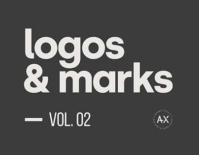 Logos & Marks - VOL. 02