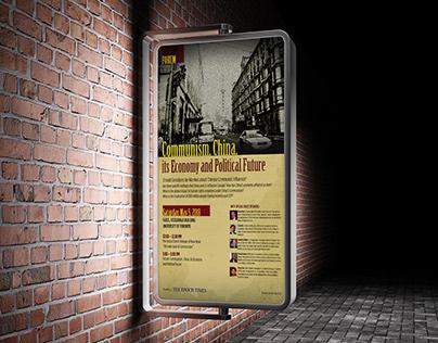 Forum Poster Design