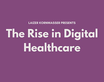 The Rise of Digital Healthcare