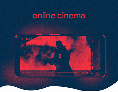 Mobile Online Cinema Designed for Humans