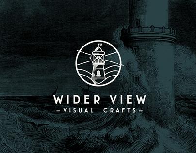 Wider View | Brand Design