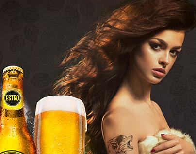 ESTRO - Premium Beer