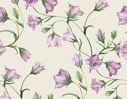 Bellflower pattern