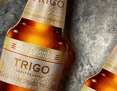 CLUB COLOMBIA // Trigo