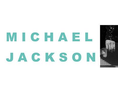 Michael Jackson / Graphisme