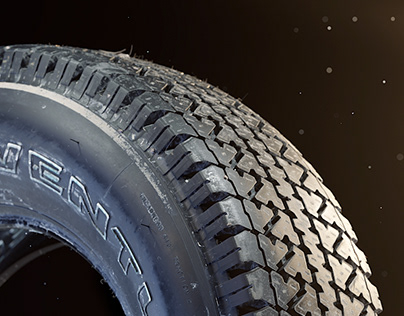 Extreme 3D SUV Tire
