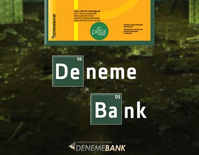 Denemebank Breaking Bad Post Çalışması.
