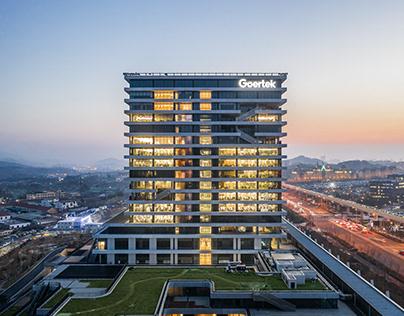 Goertek Qingdao R & D base(歌尔青岛研发基地)