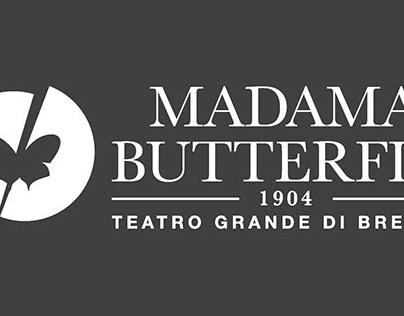 Restyling logo Madama Butterfly
