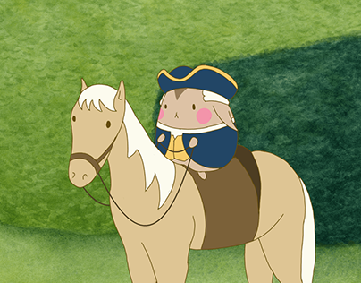 Petit Versaille- Short animation