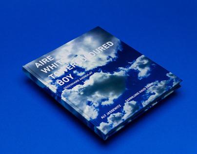 Artbook »AIRE WHITE«