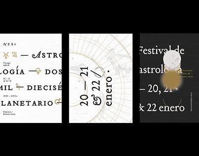 Nexo · Festival de Astrología