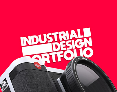 Industrial Design Portfolio 2020