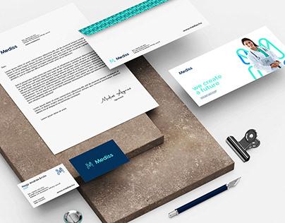 Mediss - brand design