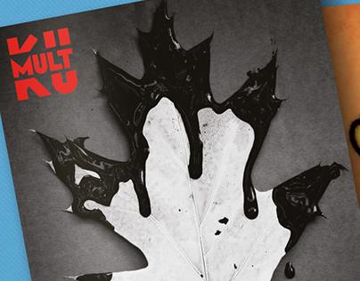 KUMULT Magazine - Editorial Design