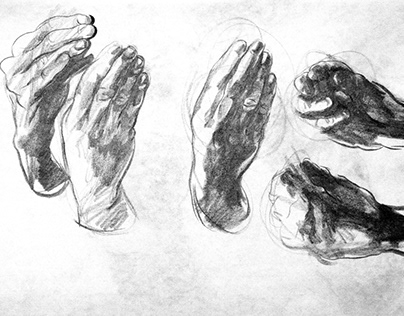 drawing practice (2007-2008)