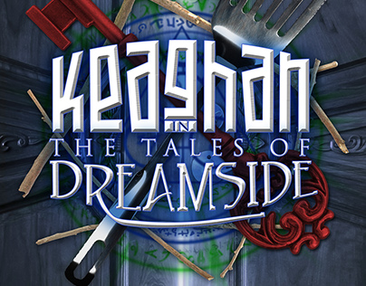 The Tales of Dreamside Book Covers