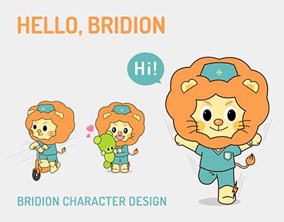 Bridion|Character Design