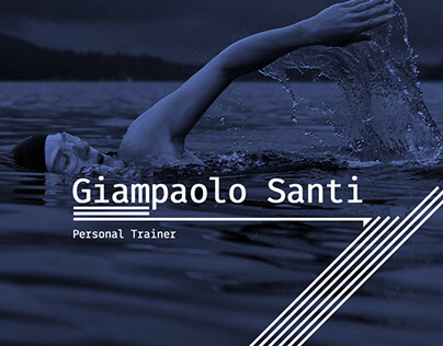 Giampaolo Santi Swimming