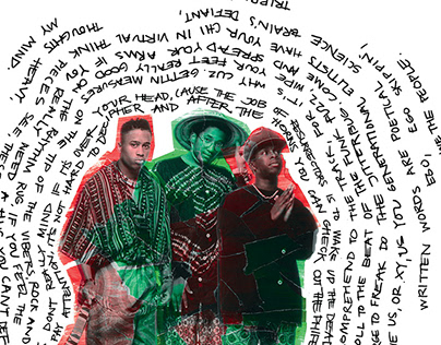 A Tribe Called Quest: We got it from here