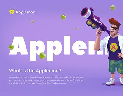 Appleman project readymag.com/u79536612/appleman/
