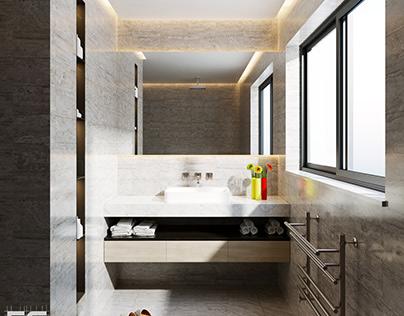 Visualization :Bath Room