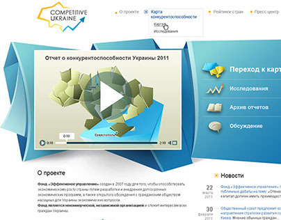 Competitive Ukraine