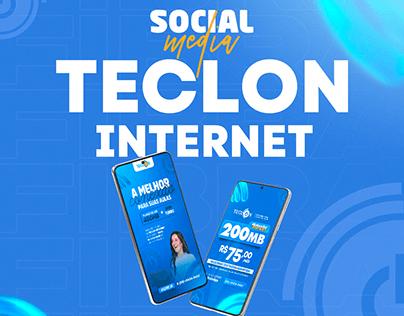 Social Media | Teclon Internet
