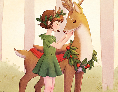 Christmas of the Woodland Creatures