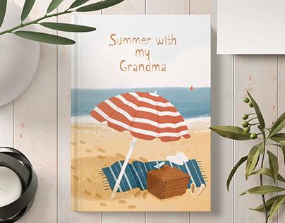 "Book ""Summer with my Grandma"""