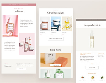 Branding Offer email template/Newsletter design in html