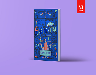 Adobe Live book design