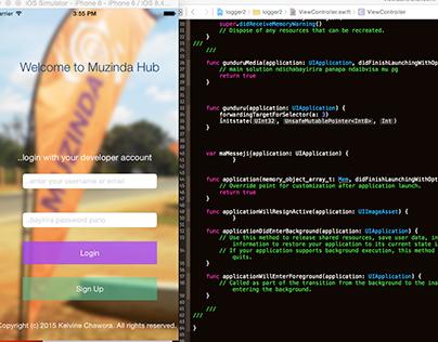 Muzinda Hub Developer's App