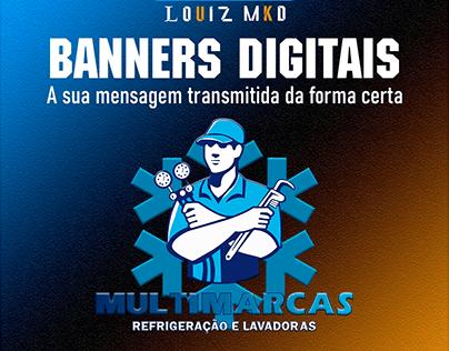 Banners digitais