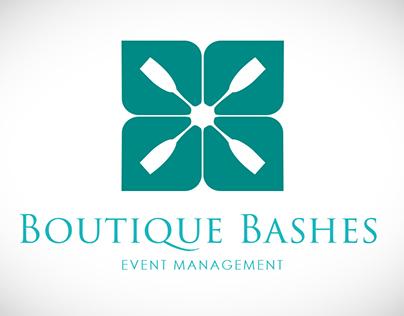 Boutique Bashes Logo Design