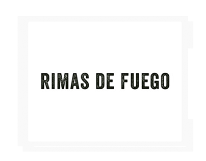 "COVER_ART ""RIMAS DE FUEGO"" single"