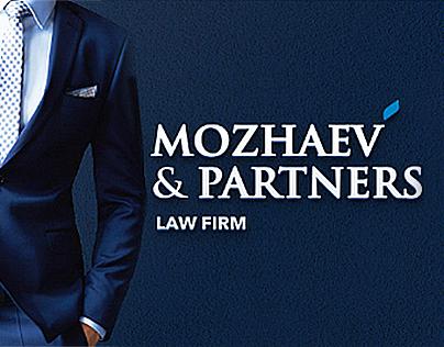 Rebranding law firm Mozhaev & Partners