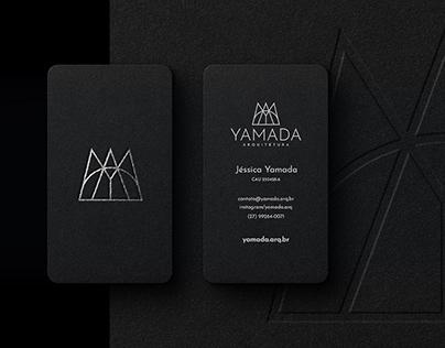 Yamada Arquitetura - Brand Design