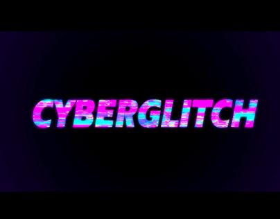 Cyber Glitch Intro