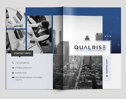 Brochure Project for Qualrise