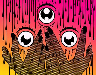 Illustration V: Three Eyes