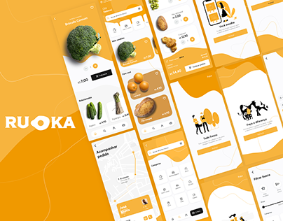 Ruoka - Food Delivery / Mobile App